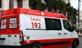 Equipe do Samu que socorria grávida é assaltada em São Paulo