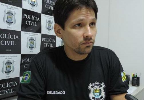 Delegado Rodrigo Morais (Crédito: Folha Atual)
