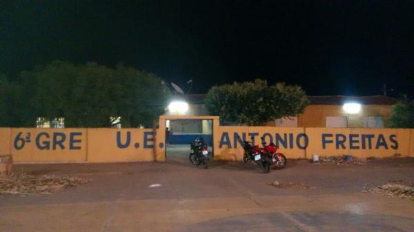 Unidade Escolar Antonio Freitas em Hugo Napoleão