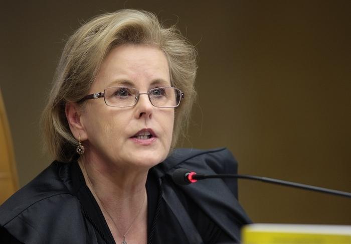 Ministra Rosa Weber (Crédito: Reprodução)