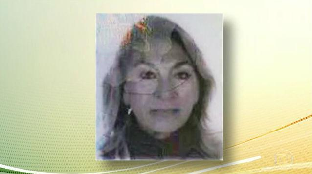 Maria Esperanza Ruiz Jimenez (Crédito: TV Globo)