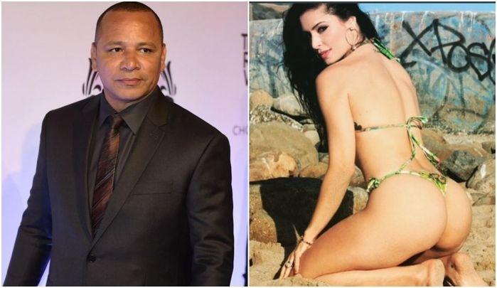 Família bota pressão e pai de Neymar termina namoro com modelo