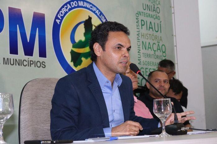 Presidente da APPM, Gil Carlos (Crédito: Divulgação)