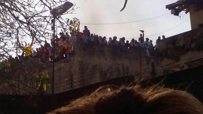 Rebelião resultou na fuga de 75 presos