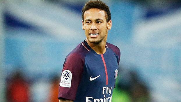 Neymar ajudou Santos a receber quantia do PSG (Crédito: EFE)