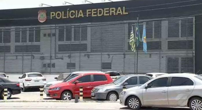Sede da Polícia Federal no Piauí (Crédito: Rede Meio Norte)