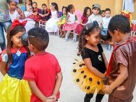 Escola Municipal realiza programação em comemoração ao Dia das Cria