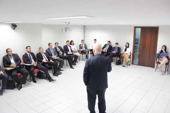 'Curso de Formação' do Tribunal de Justiça do Piauí (Crédito: Fernando Castelo Branco)