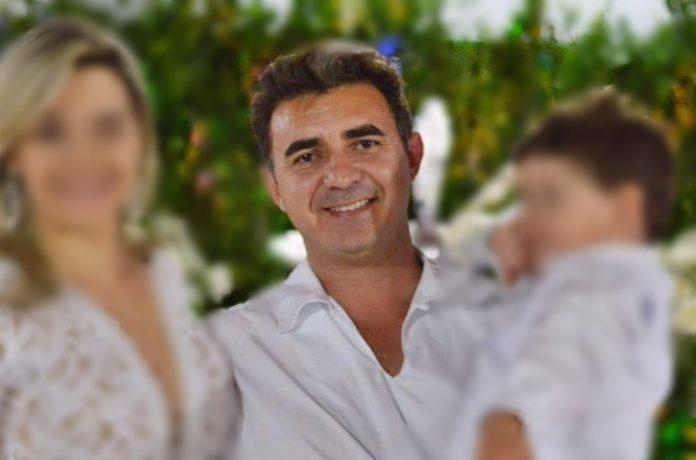 Ex-prefeito do município de Prata do Piauí, Antônio Gomes de Sousa, o Antônio Parambu  (Crédito: Portal Longah)