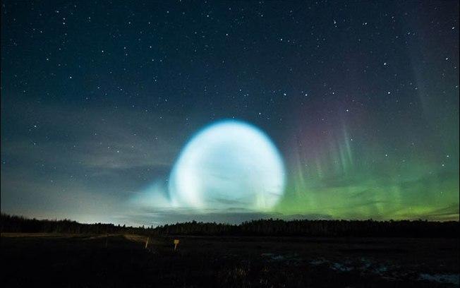 Suposto  círculo alienígena na Sibéria (Crédito: Reprodução/Alexey Yakovlev - Siberian Times  )