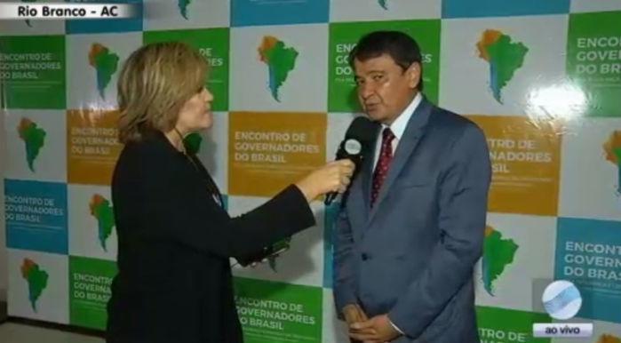 Governador Wellington Dias (Crédito: Reprodução)