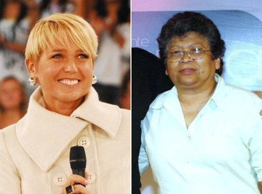 Xuxa e Marlene Mattos