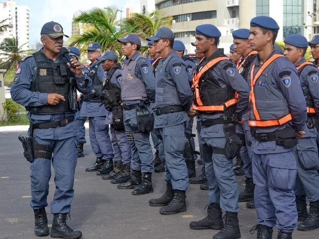 Abertas inscrições do concurso da PM-Maranhão com 1.214 vagas