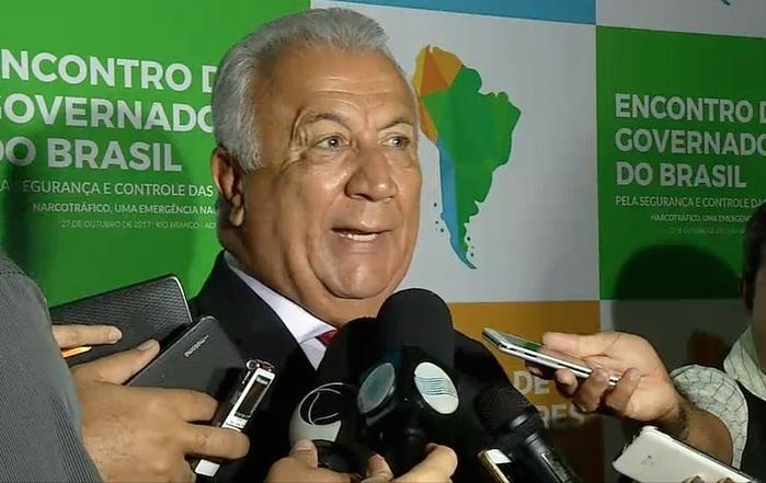 Governador de Sergipe (Crédito: Reprodução/TV Meio Norte)