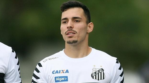 Zeca se irritou com o Santos e vai à Justiça para deixar o clube (Crédito: Reprodução )