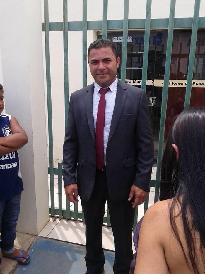 Prefeito Nael Barros (Crédito: Reprodução/Facebook)