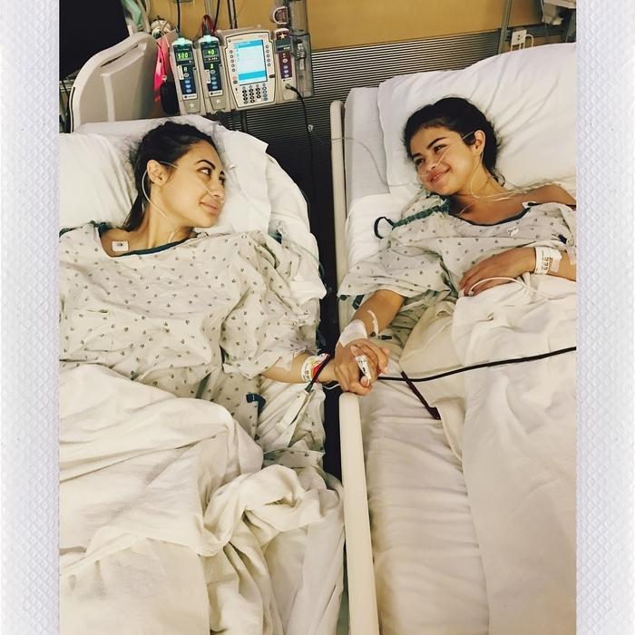 Selena Gomez passa por cirurgia de transplante de rim (Crédito: Instagram)
