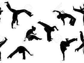 O ABC do jogo de capoeira para o Afropiauiense