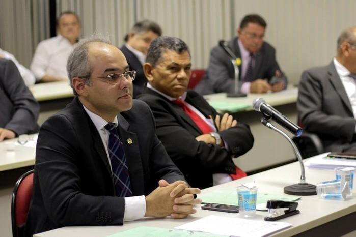 Deputado Firmino Paulo (PSDB) (Crédito: Alepi)