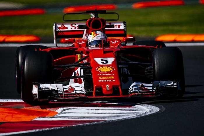 GP do México (Crédito:  Grande Prêmio)