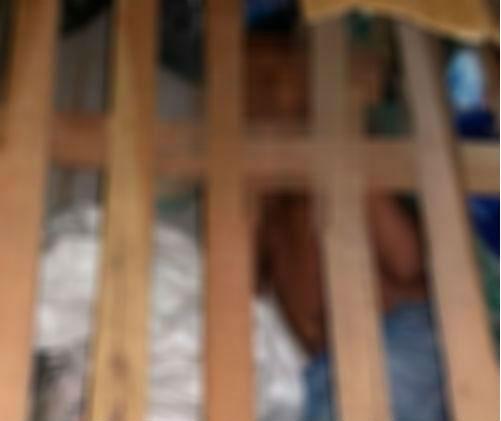 Garoto encontrado em cela da Major César (Crédito: Sinpoljuspi)