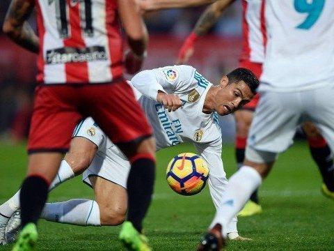 Em jogo surpreendente, Real Madrid perde para o Girona na Liga