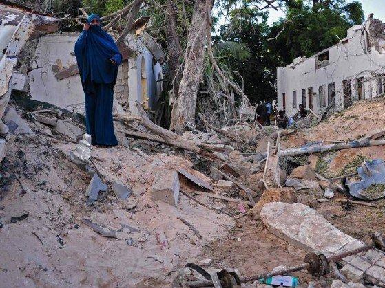 Sobe para 29 o número de mortos em ataque terrorista na  Somália