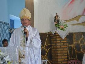 Paróquia acolhe novo bispo de Campo Maior