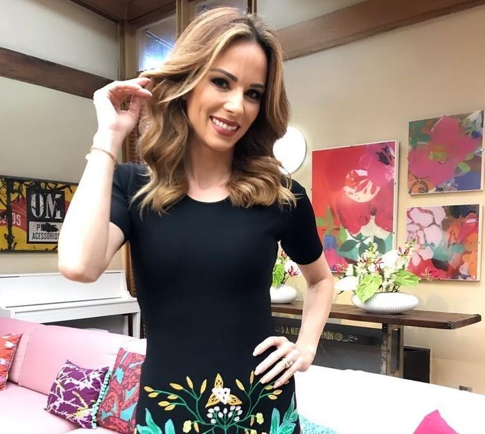 Ana Furtado fala sobre ser substituta de apresentadores