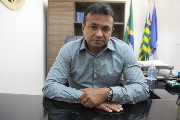 Secretário de Segurança do Piauí (Crédito: Efrém Ribeiro)