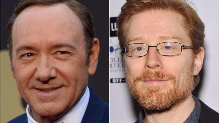 Kevin Spacey e Anthony Rapp