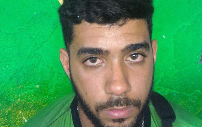 Richard Soares Faustino foi preso