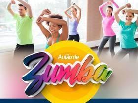 Zumba leva alegria e saúde aos bairros de Palmeirais
