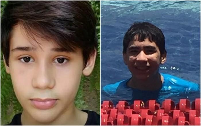 Adolescentes foram mortos com os tiros (Crédito: Reprodução)