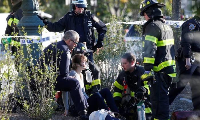 Bilhete revela que terrorista de Nova York teria ligação com o Daesh