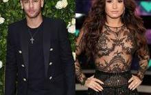 Neymar faz tatuagem igual de Demi Lovato e fãs vibram: 'Shippo'
