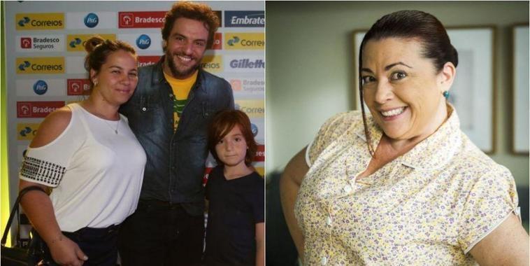 Atriz se revolta ao ser comparada com esposa de Rodrigo Lombardi