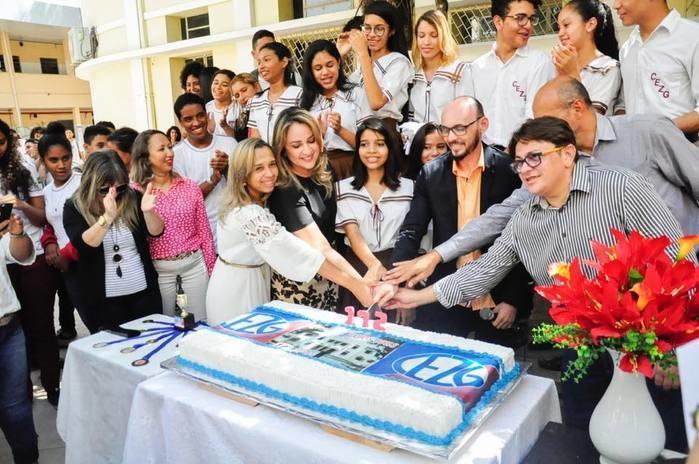 Comemoração pelos 172 anos do Liceu Piauiense (Crédito: Raoni Barbosa)