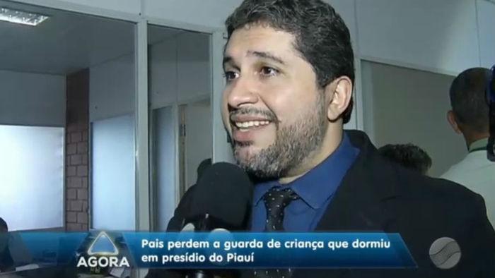 Promotor questiona fiscalização na Major César (Crédito: Rede Meio Norte)
