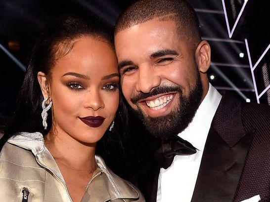 Rapper Drake, ex-affair de Rihanna, tem nudes divulgadas na web