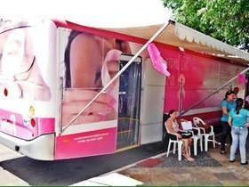 Ônibus da mama estará em Esperantina na próxima semana