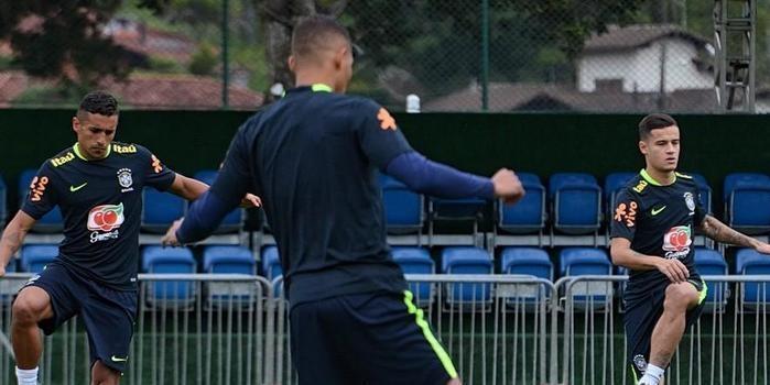 Com volta de Coutinho, Tite define equipe para enfrentar a Bolívia