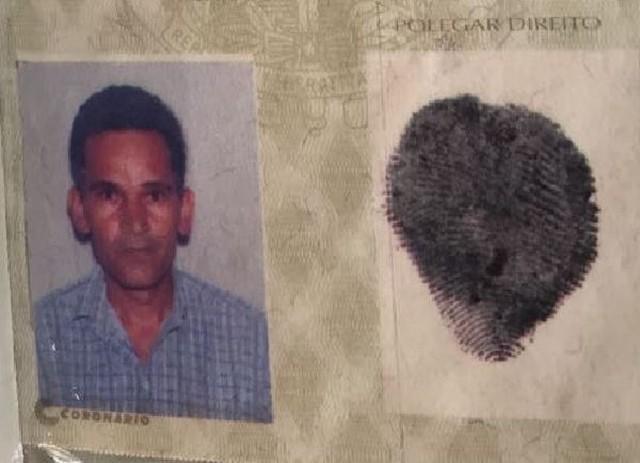 vigia Damião Soares dos Santos (Crédito: Polícia Civil )