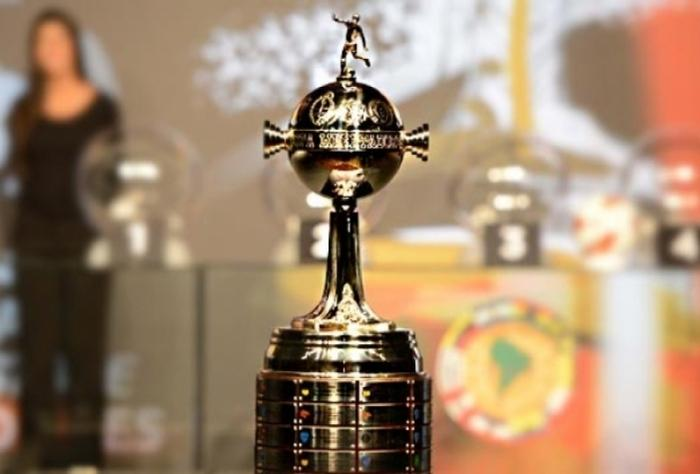 Taça Libertadores da América (Crédito: Comenbol)