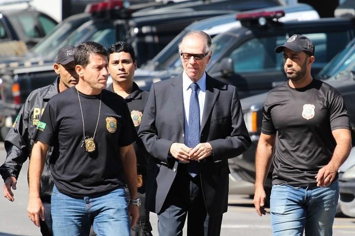 Carlos Arthur Nuzman foi preso pela PF (Crédito: Agência Estadão )
