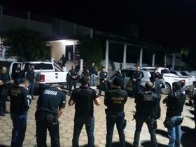 Polícia Civil  prende 16 pessoas no combate ao tráfico de drogas