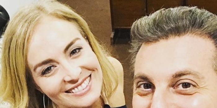 Huck se propôs a bancar programa de Angélica, mas Globo recusou