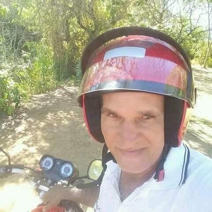 Vigia Damião Soares dos Santos, de 50 anos, tinha mania de perseguição e premeditou crime em creche de Janaúba (MG), diz polícia  (Crédito: Reprodução/Facebook)