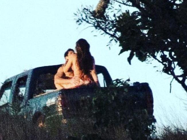 Ator lamenta vazamento de foto de cena de sexo com Grazi Massafera