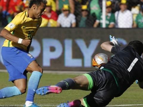 Goleiro da Bolívia sai como herói de jogo: 'Faço tudo pela seleção'